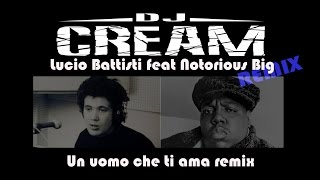Lucio Battisti & Notorious Big - Un Uomo Che Ti Ama dj cream rmx Thumbnail