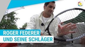 Roger Federer und seine Schläger | Stachi trifft | myTennis