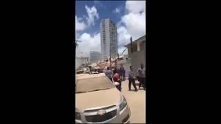 Prédio 7 andares desaba em Fortaleza