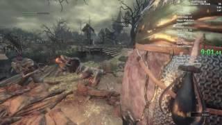 Dark Souls III First Person Exiled Greatsword All Bosses speedrun