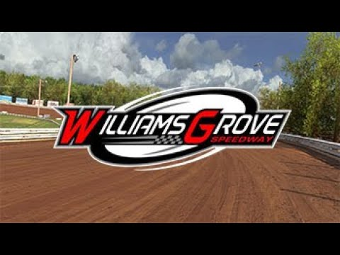 limited late model race at williams grove speedway