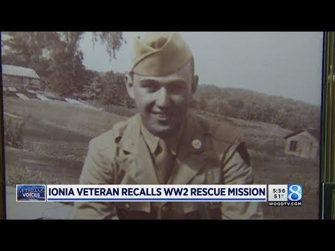 Ionia veteran recalls World War II rescue mission