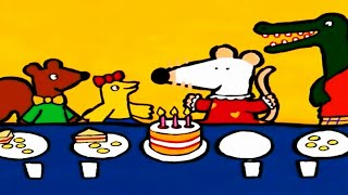 Maisy Mouse Official | Birthday | English Full Episode | Kids Cartoon | Videos For Kids