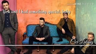 Better Man - Westlife 2019 Lyrics - Lirik Lagu