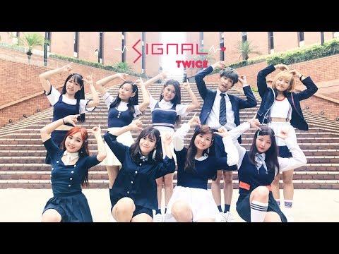 TWICE (트와이스) - Signal (시그널) Dance Cover by SNDHK #SIGNALingTWICE WINNER