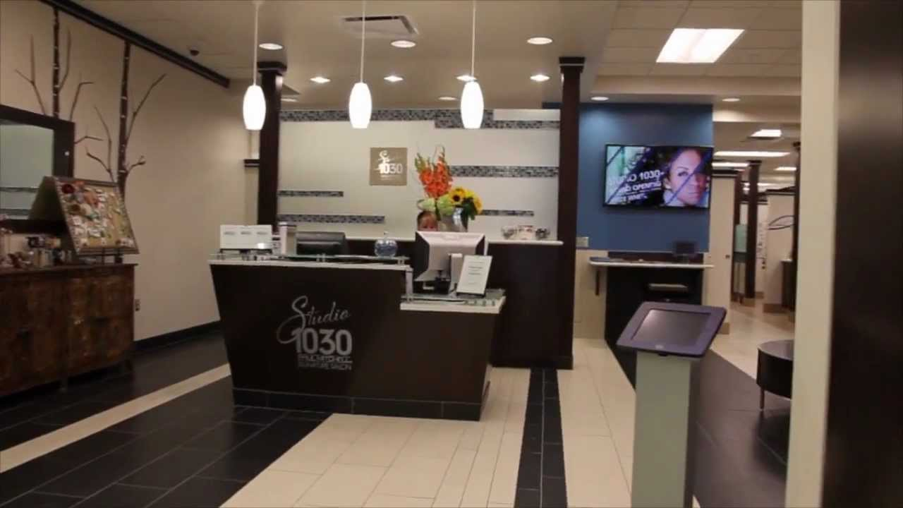 byu 39 s studio 1030 a paul mitchell signature salon youtube