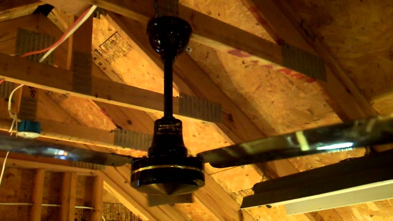 Envirofan Gold Line Industrial Ceiling Fan Model 160f 7 C