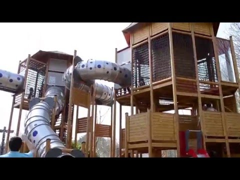 Playground Fun Theme Park Attractions Kids Playtime Fun Tayto Park Ireland | TheChildhoodLife