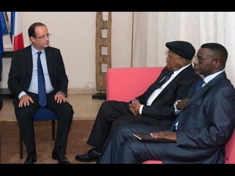Pourquoi Tshisekedi à Paris n