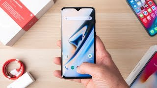 Oneplus 6T Unboxing - Addio iPhone X