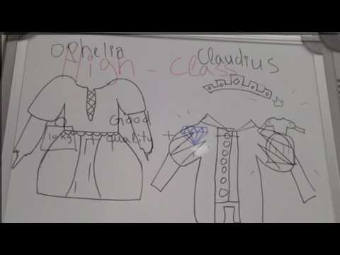 Shakespearean costumes (English project)