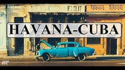 Cuba-Havana (Streetlife of Havana) Amazing!!!  Part 1