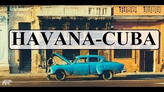 Cuba Havana (Streetlife of Havana) Amazing!!! Part 1