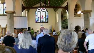 Harvest Eucharist and Parade Sunday