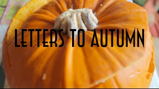 Letters To Autumn ||| 30 Thumbnail