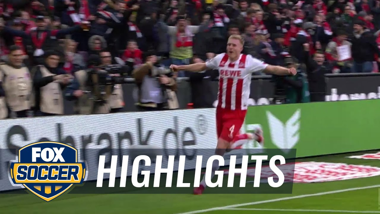 gladbach köln highlights