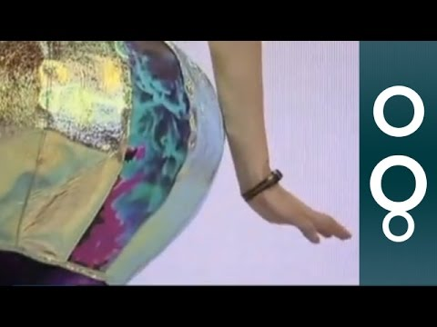 'I Love Your Hi-Tech Dress' - Wearable Technology At CES, Las Vegas