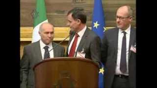SVP-PATT: le consultazioni di Matteo Renzi
