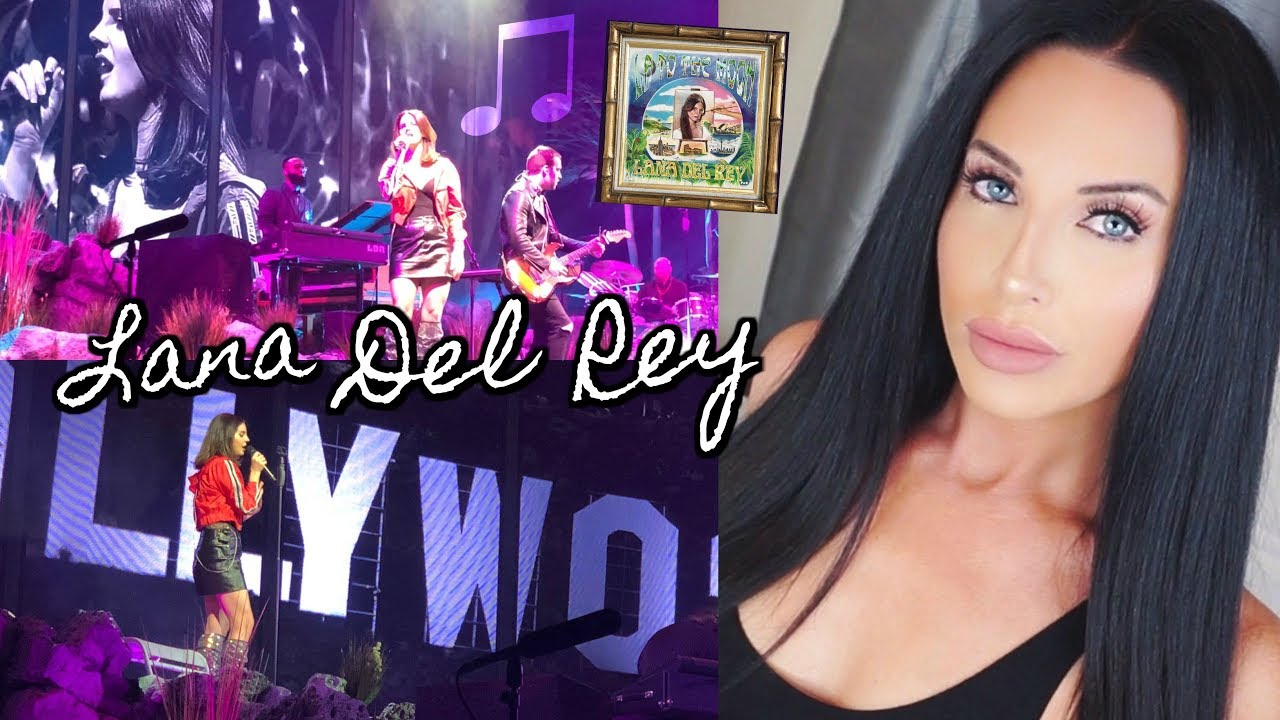 Lana del rey la to the moon tour 2018 get ready with me youtube lana del rey la to the moon tour 2018 get ready with me kristyandbryce Images