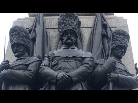 The Biggest Lie In London? The Guards Crimean War Memorial