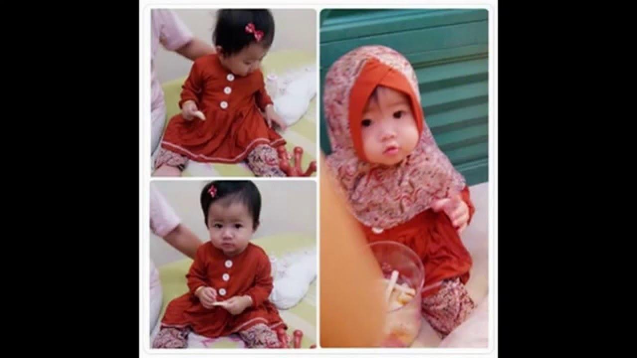 maxresdefault baju muslim bayi usia 1 tahun i gamis bayi 081939176456 youtube,Model Baju Muslim Anak 1 Thn
