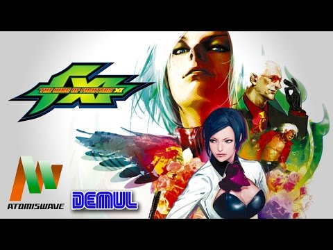 DEmul v0 7 Alpha Test - The King Of Fighters XI - : emulation