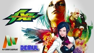 The King Of Fighters XI -  DEmul v0.7 Alpha Test