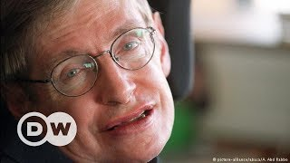 Stephen Hawking'den gençlere son mesaj - DW Türkçe