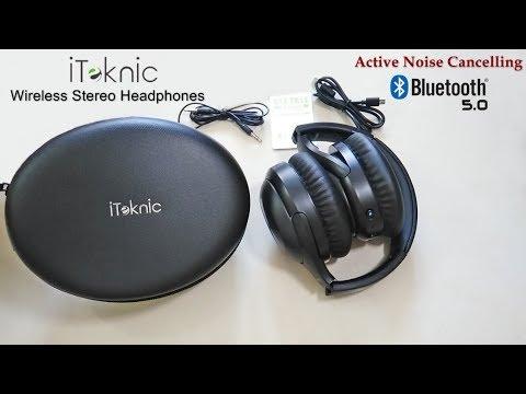 Best Wireless Headphones | Bluetooth 5.0 Headphones | Best Noise Cancelling Headphones By iTeknic