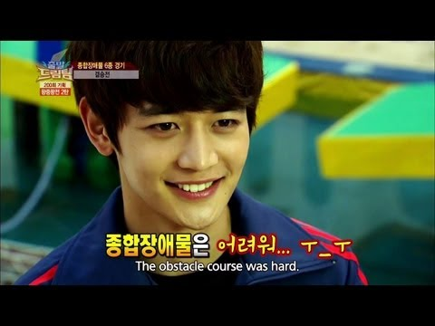 Let's Go! Dream Team II | 출발드림팀 II - 200th Ep. Special 'Best of the Best': Part 2 (2013.10.06)