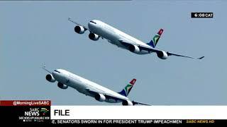 SAA Crisis | Nine Airbus plane…