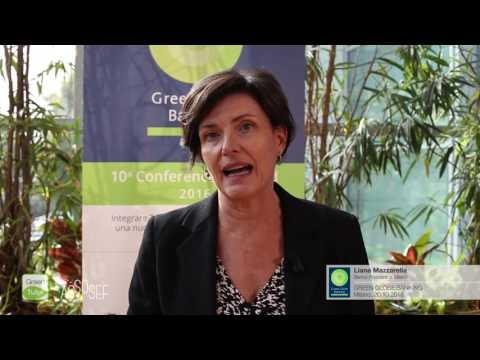 Intervista a Liana Mazzarella | X Edizione Green Globe Banking Conference & Award
