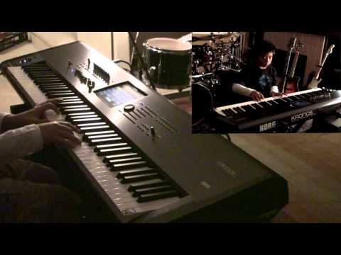 Ramdrick Despabiladeras - The Cure - Love Song (Piano Cover) Age 10