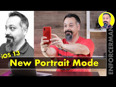 4 New Portrait Mode Features in iOS 13