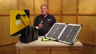 Zamp Solar's Portable Battery Charging Systems