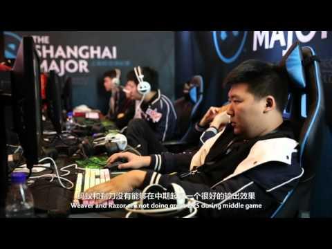 The Shanghai Major: Main Event Day 3