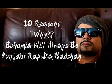 "Top 10 BOHEMIA - 10 Reasons Why Bohemia Will Always Be ""Punjabi Rap Star"""
