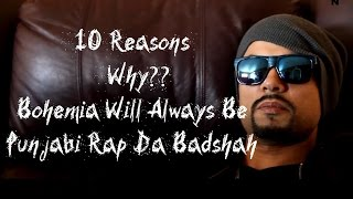 "Top 10 BOHEMIA - 10 Reasons Why Bohemia Will Always Be ""Punjabi Rap Star"""