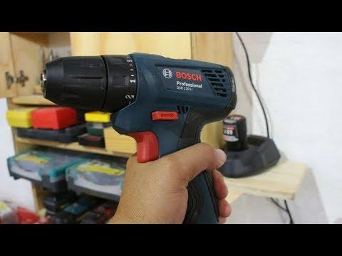 Taladro atornillador BOSCH GSR 120 Li