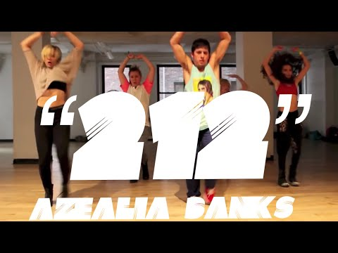 212 Azealia Banks Choreography by Derek Mitchell at Broadway Dance Center