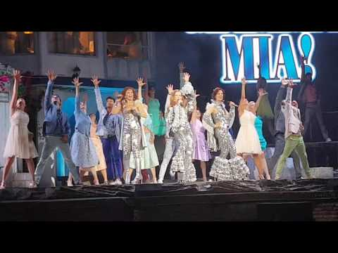 Finale Mamma mia! 8 luglio 2017
