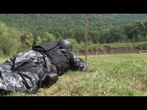 2009 Ct SWAT Challenge Federal Bureau of prisons  tactical unit
