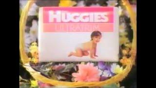 Huggies Ultratrim 1994