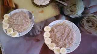 Пшеничная каша на завтрак