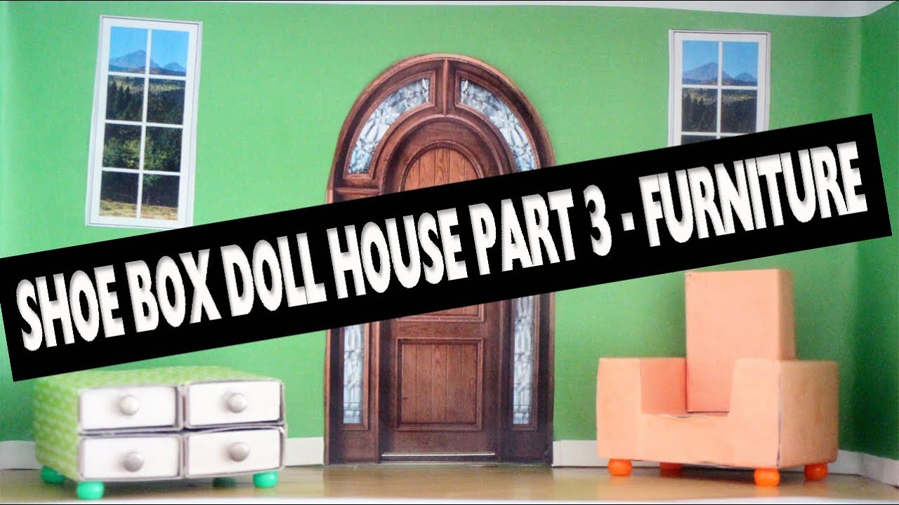 How To Make Doll House Furniture & Ideas Other Ideas