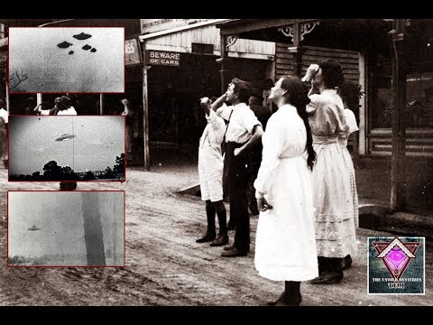 10 UFO Sightings That Predate The 1900s | Aliens and UFO #18