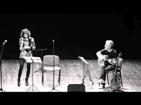 TRITE de Tom Jobim  por  Marieu Cariac y  Nito  Ibañez
