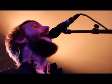 Band Of Horses - Is There A Ghost LIVE +  NEW SONG @ SXSW 2010