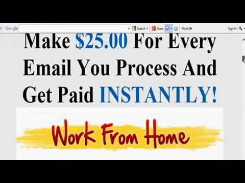 Email processing 2018 best email processing job system