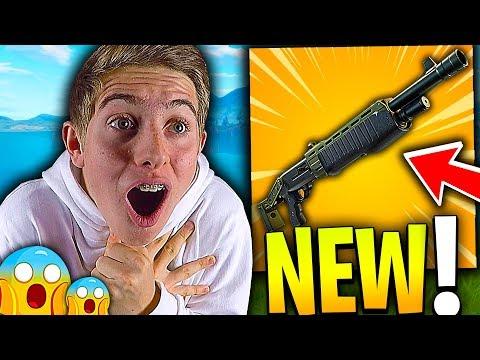 je-dÉcouvre-le-nouveau-fusil-À-pompe-spÉcialisÉ-sur-fortnite-battle-royale-!!!